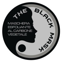 THE BLACK  MASK MASCA CARBON VEGETAL