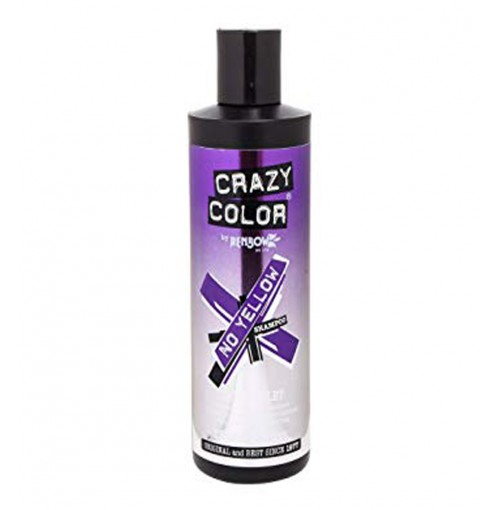Sampon Antigalben  Ultraviolet Crazy Color 250ml